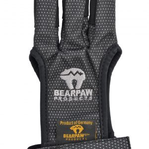 Bearpaw Archery Black Glove