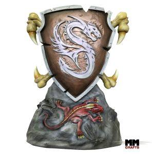 MMCRAFTS_3D_Target_Fantasy_Drachenschild_Schild_braun_1500x1500