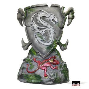 MM Craft Drachenschild