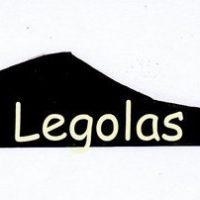 Feder RW Legolas 4 Zoll einfarbig
